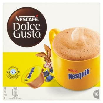 Nescafé Dolce Gusto Nesquik Kakao w kaps ułkach 256 g (16 sztuk)