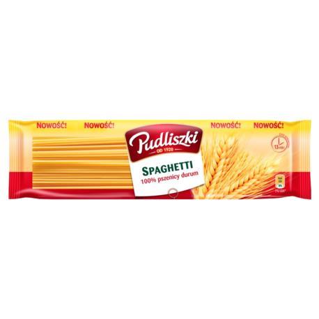 Pudliszki Makaron spaghetti 500 g