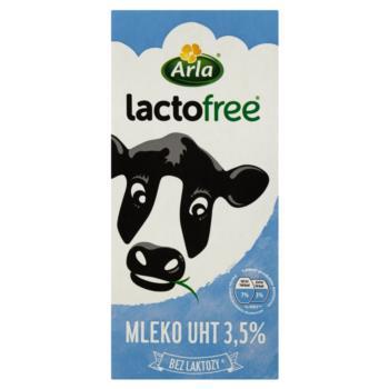 Arla Lactofree Mleko UHT 3,5% 1 l