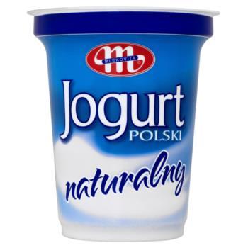 Mlekovita Jogurt Polski naturalny 350 g