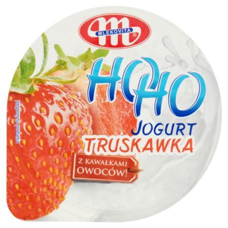 Mlekovita HoHo Jogurt truskawka 100 g