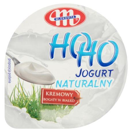 Mlekovita HoHo Jogurt naturalny 100 g