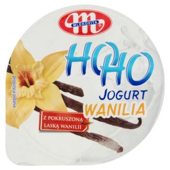 Mlekovita HoHo Jogurt wanilia 100 g