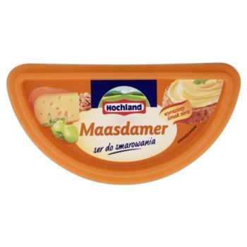 Hochland Maasdamer Ser topiony 140 g
