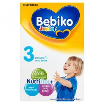 Bebiko Junior 3 Mleko modyfikowane dla d zieci powyżej 1. roku życia 350 g