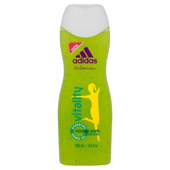 Adidas for Women Vitality Żel pod pryszn ic 400 ml