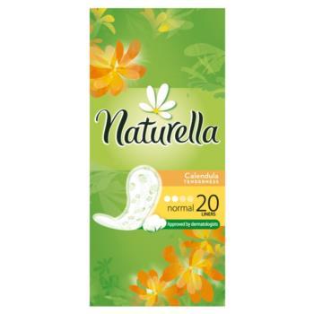 Naturella Normal Calendula Tenderness Wk ładki higieniczne 20 sztuk