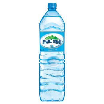 Żywiec Zdrój Woda niegazowana 1,5 l