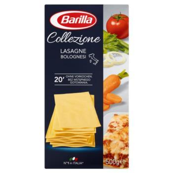 Barilla Collezione Makaron Lasagne Bolog nesi 500 g