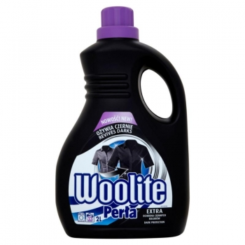 Woolite Perła Extra ochrona ciemnych kol orów Płyn do prania 2 l