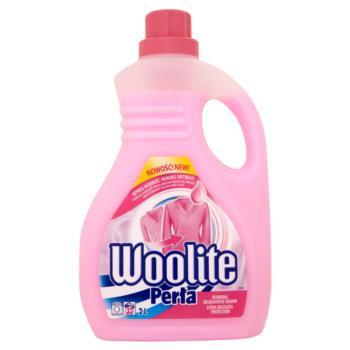 Woolite Perła Ochrona delikatnych tkanin  Płyn do prania 2 l