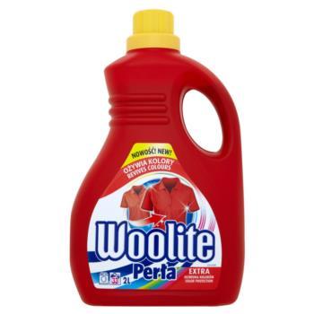 Woolite Perła Extra ochrona kolorów Płyn  do prania 2 l
