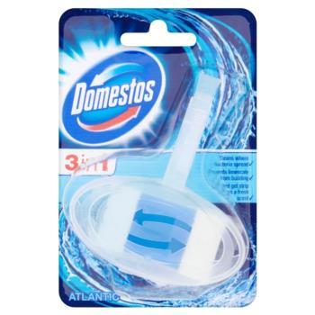 Domestos 3w1 Atlantic Kostka toaletowa 4 0 g