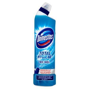 Domestos Total Hygiene Ocean Fresh Żel d o czyszczenia toalet 700 ml