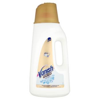Vanish Gold Oxi Action Odplamiacz do bia łych tkanin w płynie 1800 ml