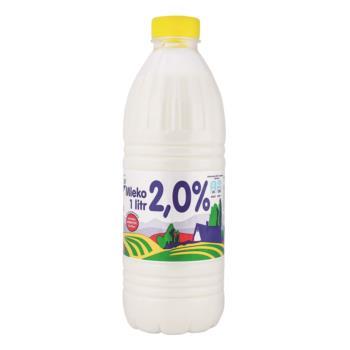 Mleko  2% 1 L