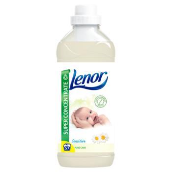 Lenor Sensitive Pure Care Płyn do płukan ia tkanin 1425 ml (57 prań)