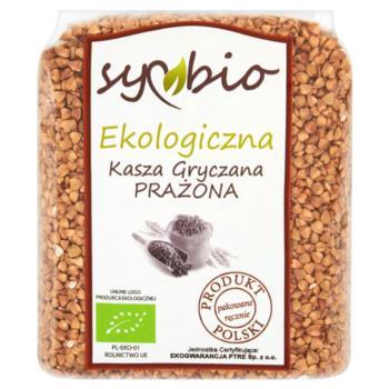 Symbio Kasza gryczana prażona ekologiczn a 400 g
