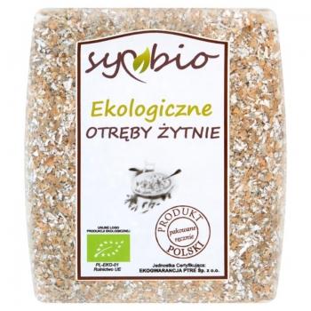 Symbio Otręby żytnie ekologiczne 250 g