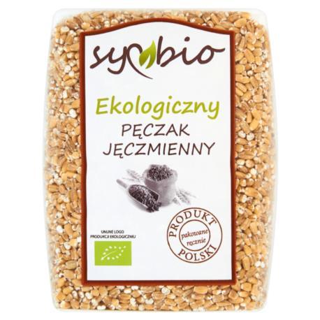 Symbio Pęczak jęczmienny ekologiczny 400  g