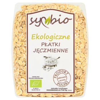 Symbio Płatki jęczmienne ekologiczne 300  g