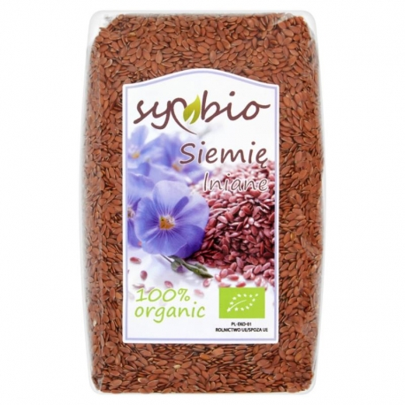 Symbio Siemię lniane 400 g