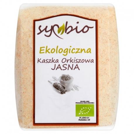 Symbio Kaszka orkiszowa jasna ekologiczn a 400 g