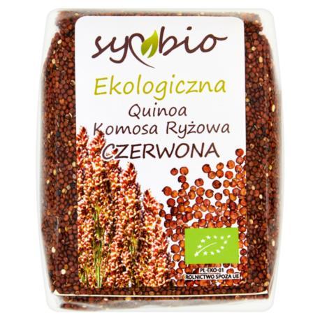 Symbio Komosa ryżowa czerwona Quinoa eko logiczna 250 g