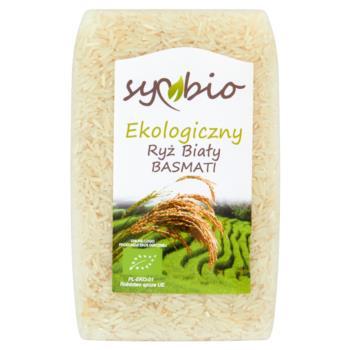Symbio Ryż biały basmati ekologiczny 500  g