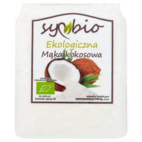 Symbio Mąka kokosowa ekologiczna 500 g