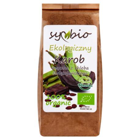 Symbio Mączka z chleba świętojańskiego K arob ekologiczny 150 g