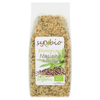 Symbio Nasiona konopi ekologiczne 250 g