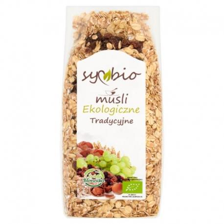 Symbio Musli tradycyjne ekologiczne 350  g