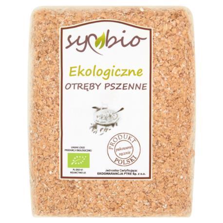 Symbio Otręby pszenne ekologiczne 250 g