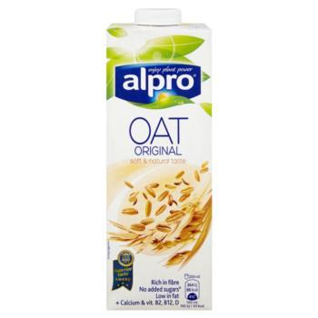 Alpro Oat Original Napój owsiany o smaku  naturalnym 1 l