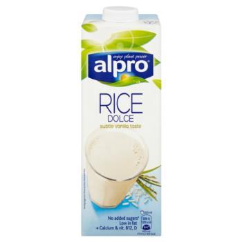 Alpro Rice Napój ryżowy o smaku naturaln ym 1 l