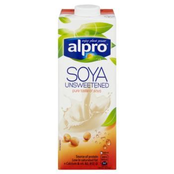 Alpro Soya Napój sojowy o smaku naturaln ym UHT 1 l