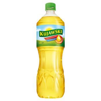 Kujawski Olej rzepakowy z pierwszego tło czenia 1 l