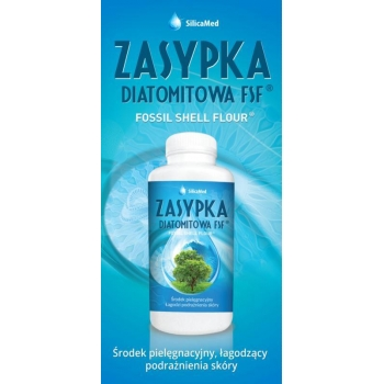 ZIEMIA OKRZEMKOWA AMORFICZNA (DIATOMIT)  75 g (ZASYPKA) - PERMA-GUARD