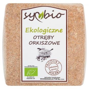 Symbio Otręby orkiszowe ekologiczne 250  g