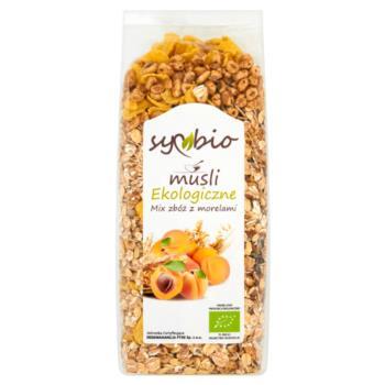 Symbio Musli mix zbóż z morelami ekologi czne 300 g