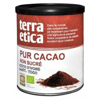 KAKAO FAIR TRADE BIO 200 g - TERRA ETICA  (CAFE MICHEL)