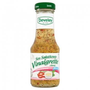Develey Sos Sałatkowy Vinaigrette classi c 200 ml