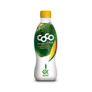 WODA KOKOSOWA Z MANGO BIO 330 ml (PET) -  COCO (DR. MARTINS)