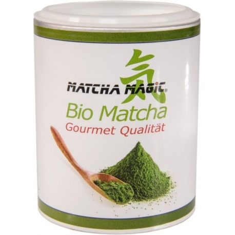 HERBATA MATCHA W PROSZKU BIO 30 g - MATC HA MAGIC