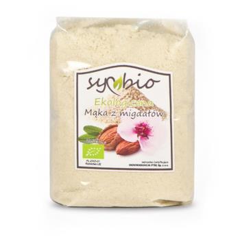 Symbio Mąka z migdałów 500g