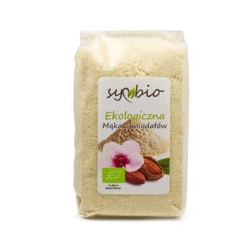 Symbio Mąka z migdałów 250g