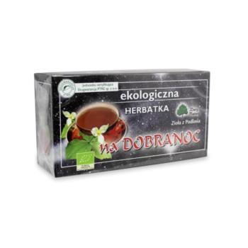 HERBATKA NA DOBRANOC BIO (20 x 2 g) - DA RY NATURY