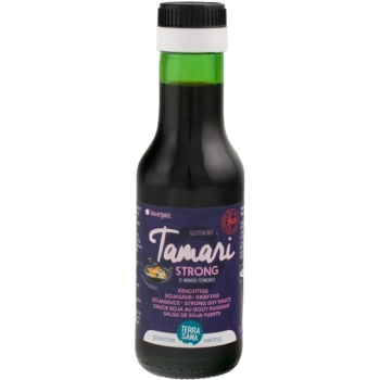 SOS SOJOWY MOCNY TAMARI BEZGLUTENOWY BIO  125 ml - TERRASANA
