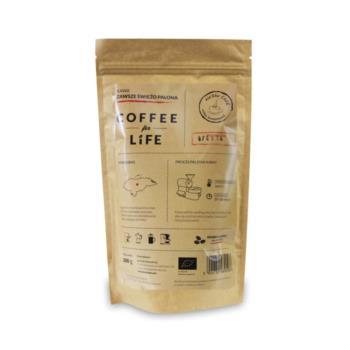 KAWA 100% ARABICA ZIARNISTA HONDURAS BIO  200 g - ALE EKO CAFE